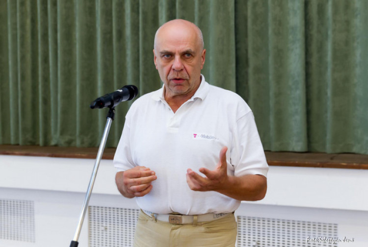 Markos György 70 éves – Polgárőrök, barátok köszöntötték