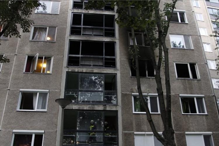 Az elektromos eredetű lakástüzek megelőzéséért