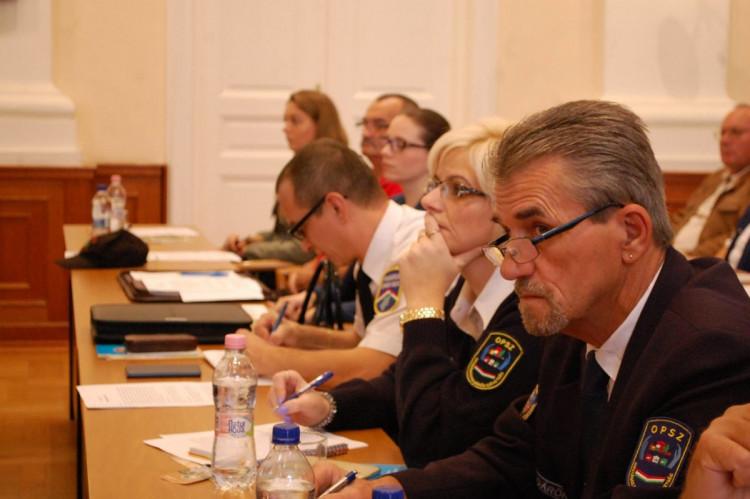 I. Nyugat-magyarországi Polgárőr Kommunikációs Fórum