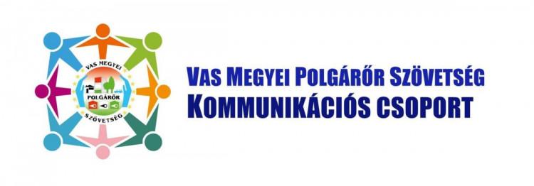 Vas Megyei Kommunikációs Csoport - Köszönet