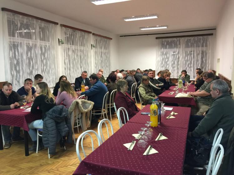 Közgyűlést tartottak Magyarszombatfán