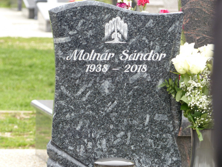 Búcsú Molnár Sándortól