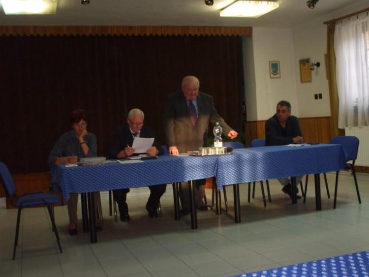 Évet értékeltek a Szattai Polgárőr Egyesületnél