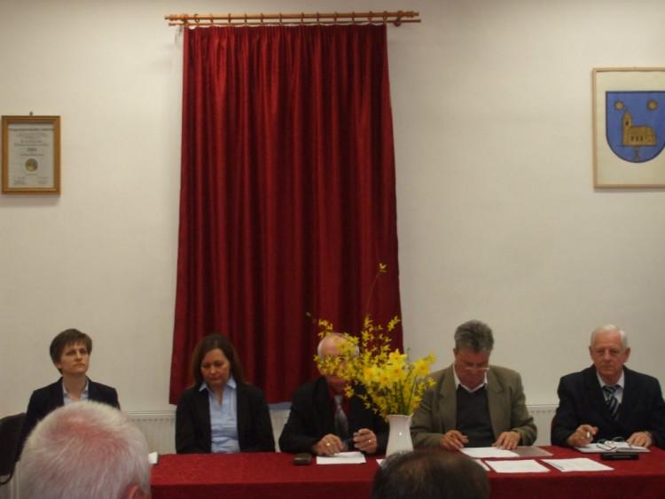 Közgyűlést tartott a Veleméri Polgárőr Egyesület
