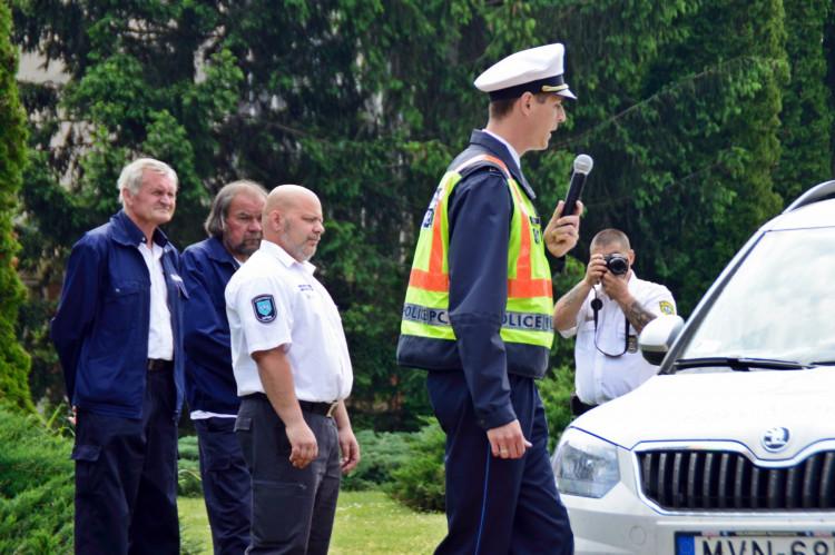 Polgárőr szakmai képzés Körmenden