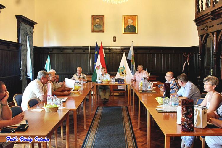 Kihelyezett elnöki fórum