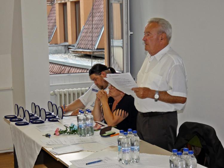 Közgyűlést tartottak a sárvári polgárőrök