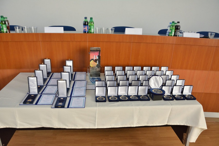 Tisztújító küldött közgyűlést tartott a Vas Megyei Polgárőr Szövetség