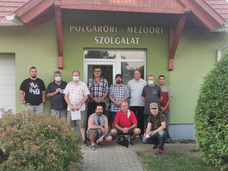 Új egyesület alakult Vasszécsenyben