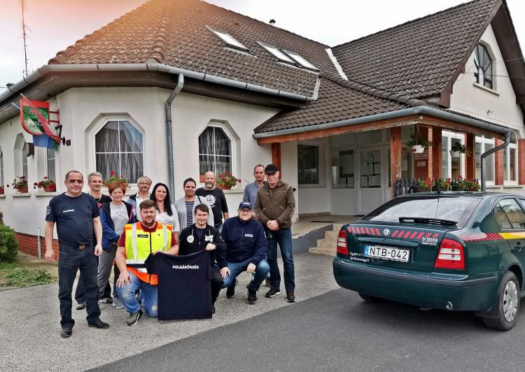 A sárvári járás új koordinátorai megkezdték a munkát