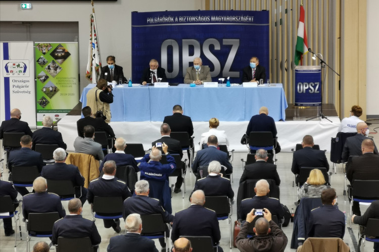 Tisztújítás az OPSZ vezetésében