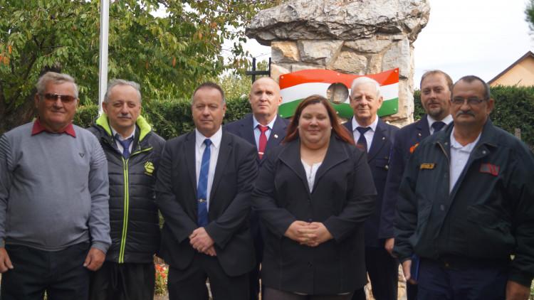Vas megyei polgárőrök elismerése az október 23-i regionális ünnepségen