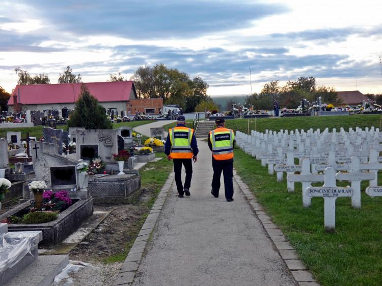 Mindenszentek és Halottak Napja Vas megyében