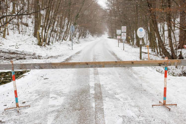 Nem volt eseménytelen a Kőszeg környéki önkéntesek hétvégéje