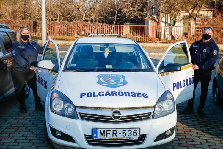 Körözött személy elfogásában segédkeztek a celldömölki polgárőrök