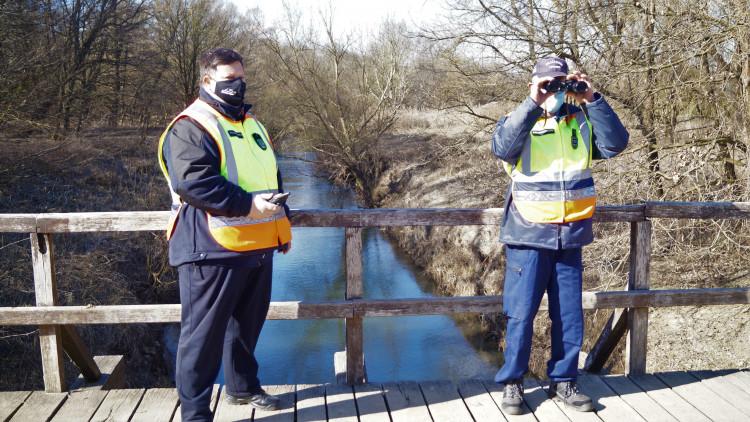 Környezet- és természetvédelem bűnmegelőző szolgálatokkal Körmenden
