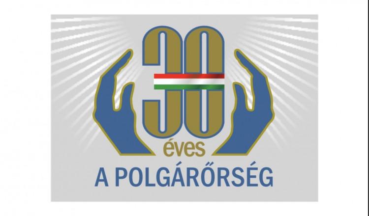 30 éves az Országos Polgárőr Szövetség