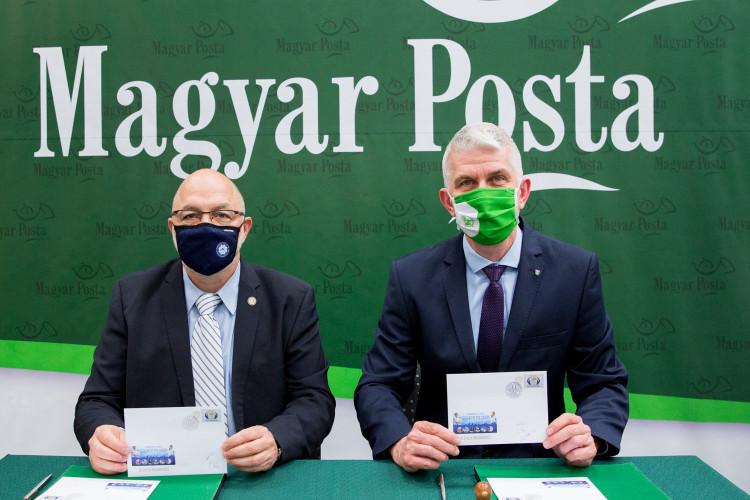 Bélyeget bocsátott ki a Magyar Posta a polgárőrök tiszteletére