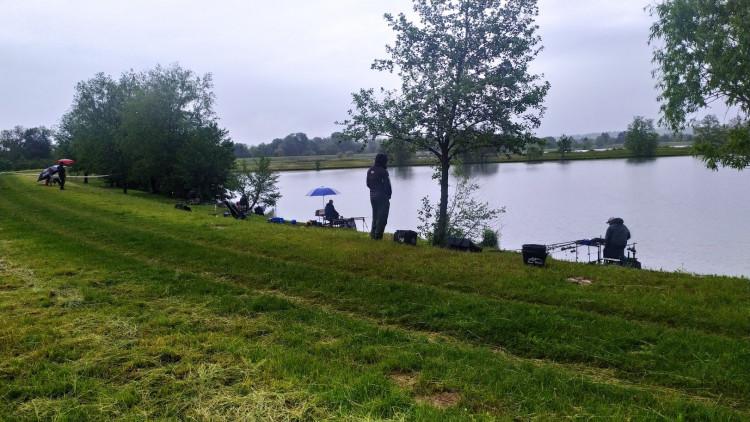 OB. Horgászverseny polgárőr biztosítással