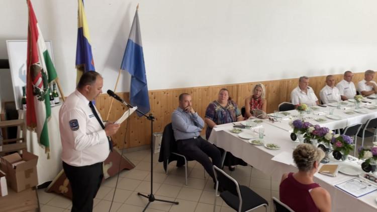 30 éves a Köcski Polgárőr Egyesület