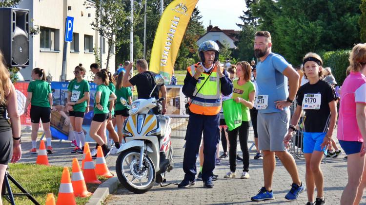 Répce Running Futófesztivál répcelaki polgárőrökkel