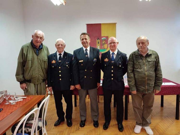 Tisztújító Közgyűlés Magyarszombatfán